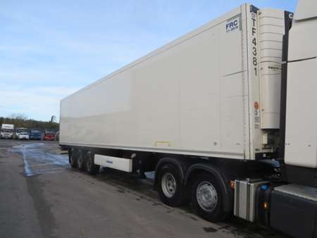 2012 Krone Tri Axle Fridge