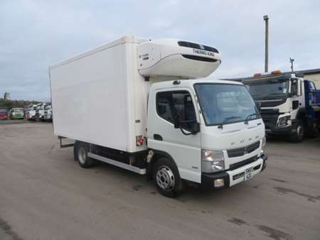 2015 Mitsubishi Canter 75C15 4x2 Fridge