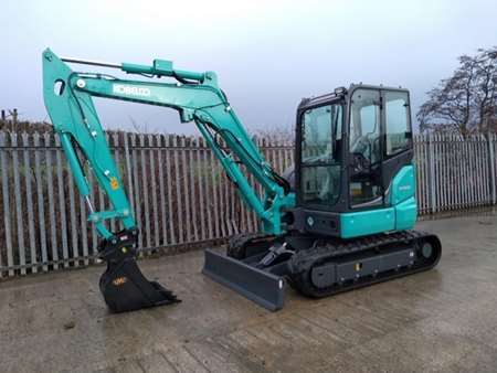 2018 Unused Kobelco SK45 SRX-6 Mini Excavator  (11466)
