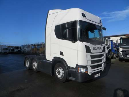 2018 (18) Scania R450 6x2 Midlift