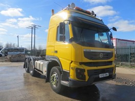 2012 (12) Volvo FMX500 Globe Trotter 6x4 Double Drive (11598)