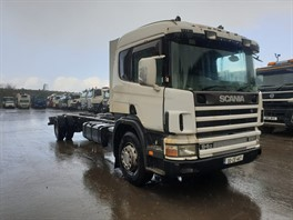 2000 Scania 94D.220 4x2 Chassis Cab