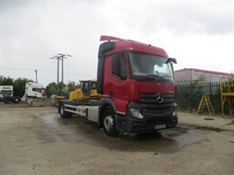 2013 (63) Mercedes Actros 1842 4x2 18T Chassis Cab (11677)