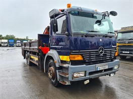 2000 Mercedes Atego 2628 6x2 Flatbed
