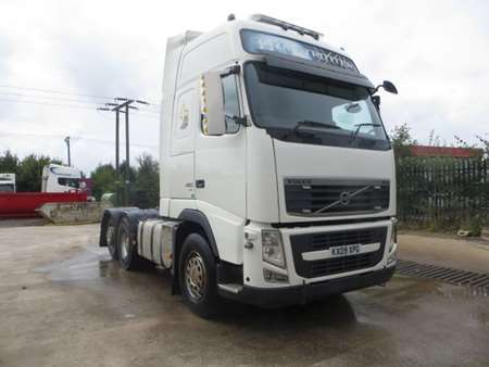 2009 (09) Volvo FH480 G/T XL 6x2 Rearlift (11908)