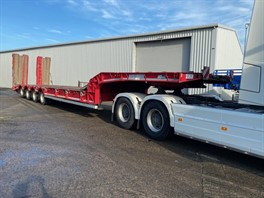 2017 Andover SFCL73 4 Axle Stepframe Low Loader Trailer (11230)
