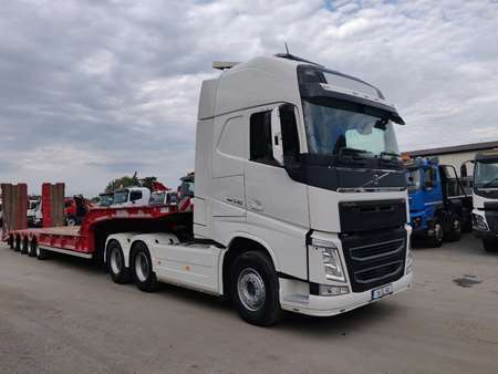 2019 Volvo FH540 Globe Trotter 6x4 120T Double Drive