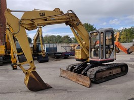 2001 CAT 307SSR Tracked Excavator