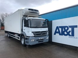 2013 Mercedes Axor 1829 4x2 Fridge