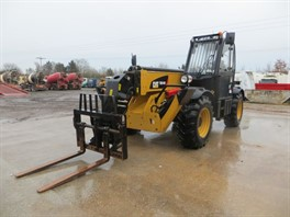 2019 CAT TH314D Telehandler (12228)