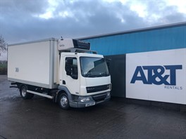 2012 (12) DAF LF45.140 4x2 Fridge