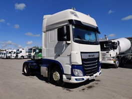2017 (67) DAF XF530 Super Space Cab 4x2 Tractor Unit