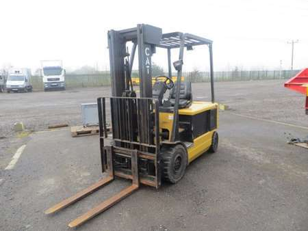 2001 CAT EP20 Electric Forklift (8458)